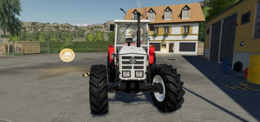 STEYR 8100 SK1 basic version v1.0