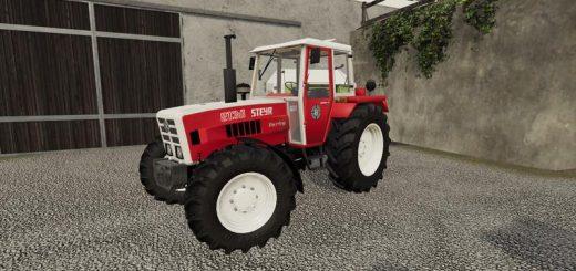 STEYR 8130A TURBO SK1 BASIC V1.0