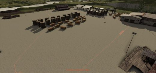 Sheep large enclosure v1.0