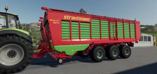 Strautmann Magnon 560 DO v1.0