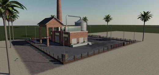 Sugar Factory FS19 v1.0