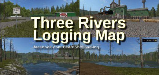 Three Rivers Logging Map v1.1