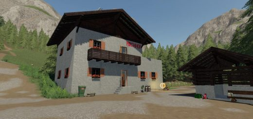 Tyrolean Farm - Buildings v1.0