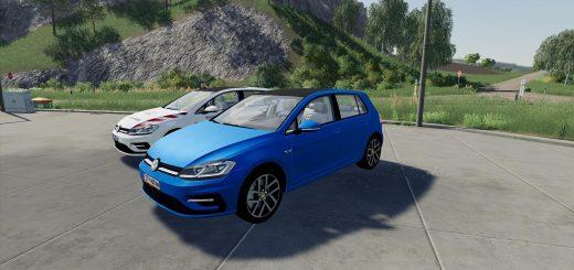 Volkswagen Golf 2017 v1.0
