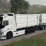 Volvo FH16 2019 HKL