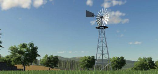 Water Wind Turbine v1.0