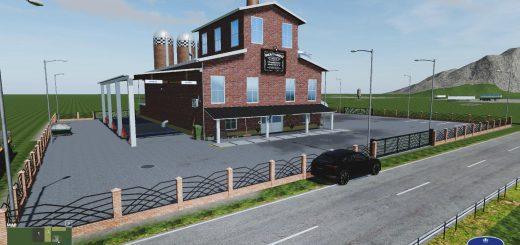 Whiskey Distillery FS19 v1.1