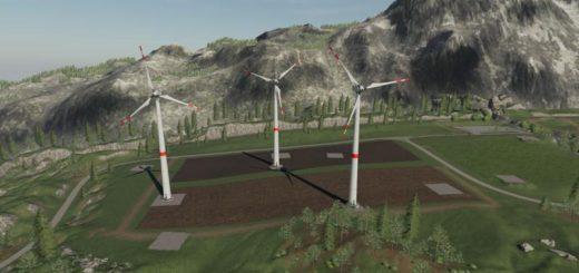 Windturbine (Big) v1.0
