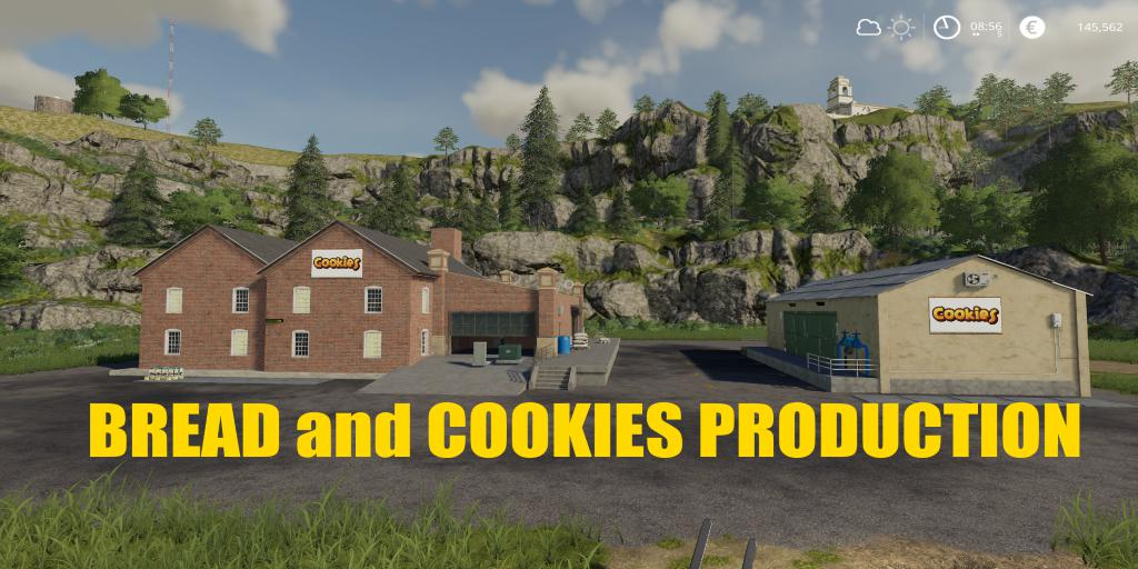BREAD AND COOKIES PRODUCTION V1.0
