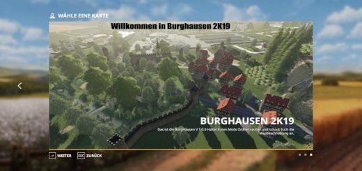 BURGHAUSEN2K19 MAP V1.0