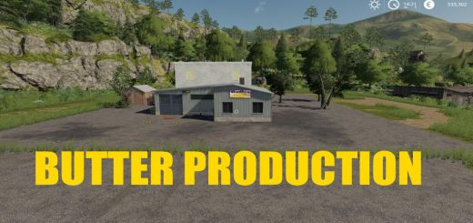 BUTTER PRODUCTION V1.0