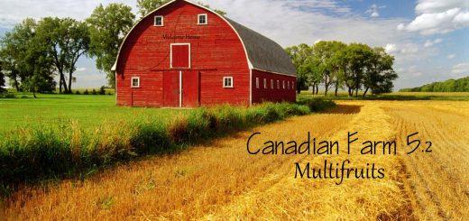 CANADIAN FARM MAP V5.2