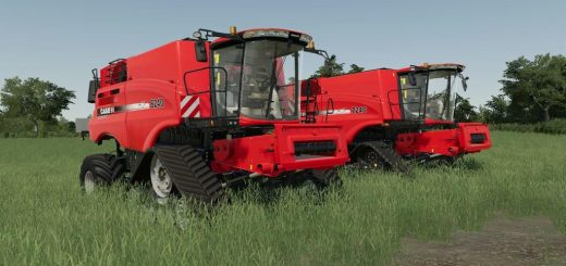 CASE IH AXIAL-FLOW 240 SERIES V1.0