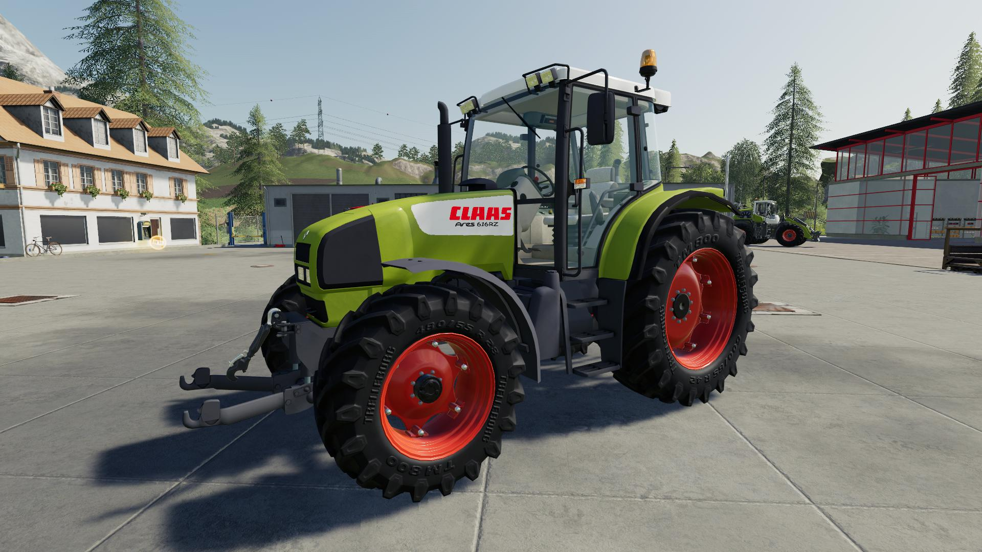 CLAAS ARES 616 RZ V1.0