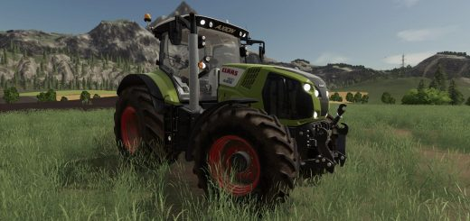 CLAAS AXION 800 V1.0