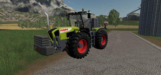 CLAAS XERION 3800 TRAC VC V1.0