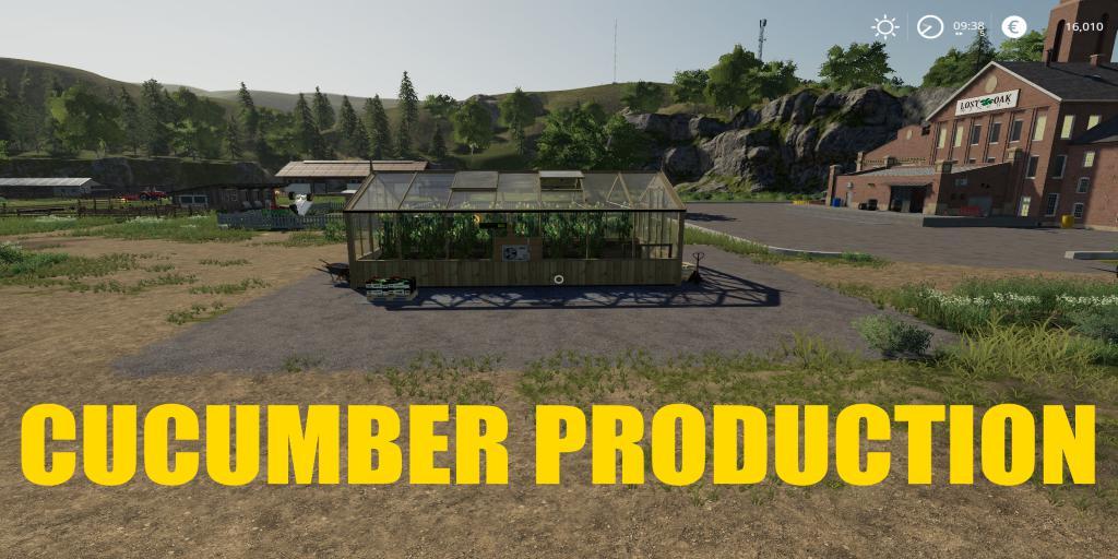 CUCUMBER PRODUCTION V1.0