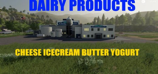 DAIRY PRODUCTS V1.0