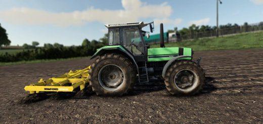 DEUTZ FAHR AGROSTAR 6X1 V1.0