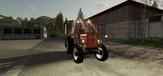 FIAT 1300DT FORESTIER V1.0