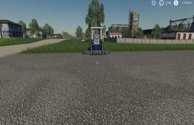 GAS PUMP V1.0