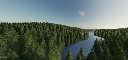 GREEN MOUNTAIN FOREST LOGGING MAP V1.2.0.1