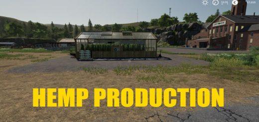 HEMP PRODUCTION V1.0