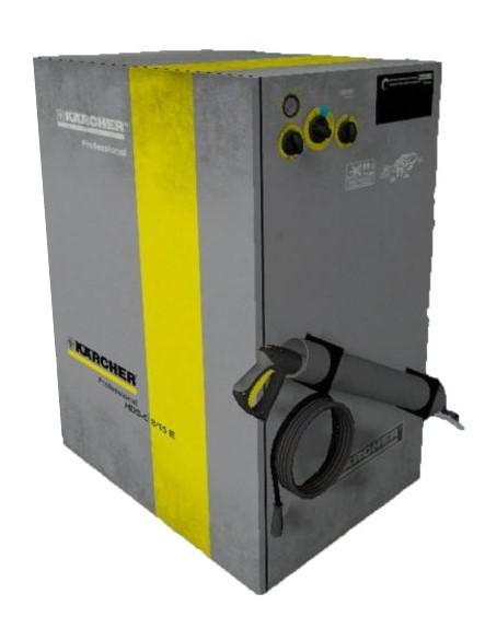 KARCHER HDS-C 8/15E V1.0