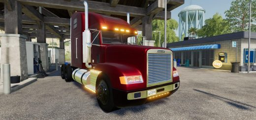KENTUCKYDERBY FREIGHTLINER CLASSIC V1.0