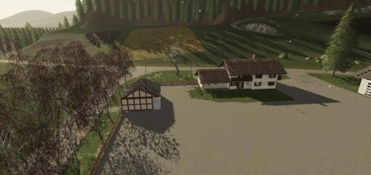 LAND AND FORST FELSBRUNN MAP V0.1