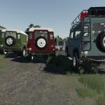 LAND ROVER DEFENDER PACK V1.0