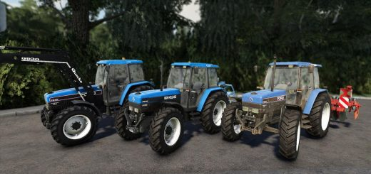 NEW HOLLAND / FORD 40 SERIES V1.0
