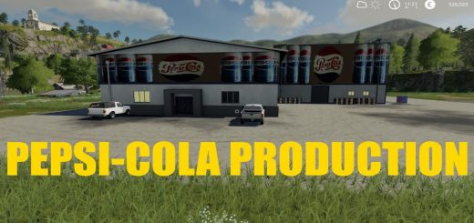PEPSICOLA PRODUCTION V1.0