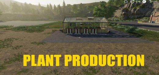 PLANT PRODUCTION V1.0