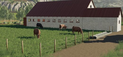 POLISH COW PASTURE V1.0