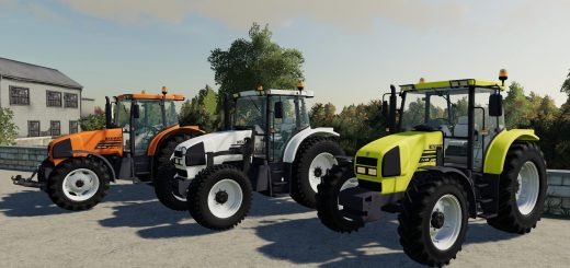 RENAULT ARES 600 RZ V1.0