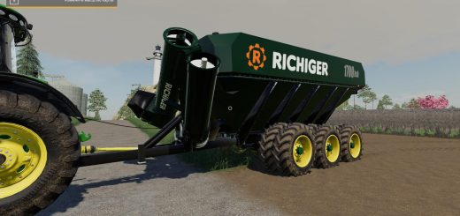 RICHIGER 1700BSH V1.0