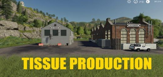 TISSUE PRODUCTION V1.0