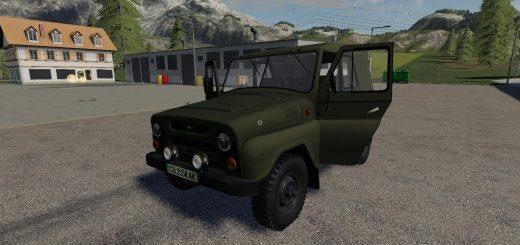 UAZ 469 V1.0