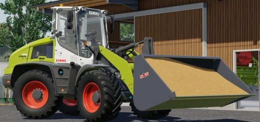 WHEELLOADER SHOVEL V1.0