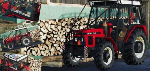 ZETOR 7745 FOREST EDITION V1.0