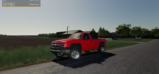 2006 CHEVY 2500HD WORK TRUCK V1.0