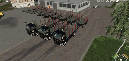 ATC TIMBER TRANSPORTATION PACK V1.0