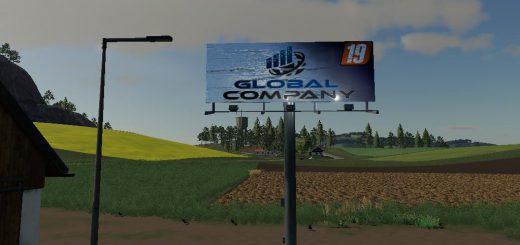 BILLBOARD GLOBAL COMPANY BY BOB51160 V1.0