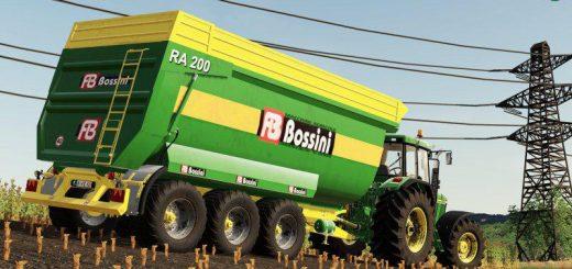 BOSSINI RA200/6 V1.0