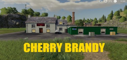 CHERRY BRANDY PRODUCTION V1.0