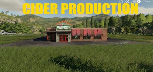 CIDER PRODUCTION V1.0