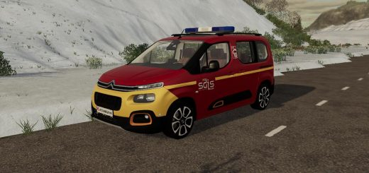 CITROEN BERLINGO SDIS 42 V1.0