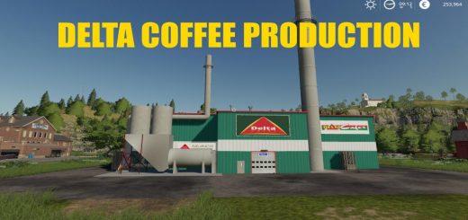 DELTA COFFEE V1.0