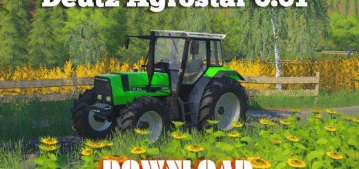 DEUTZ AGROSTAR 6.61 V1.0